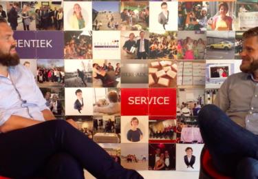 """""""De zoektocht naar werkgeluk"""", een video-interview met Martijn van Rossum"""