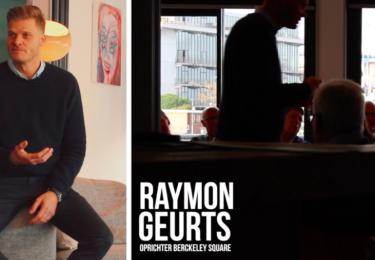 Raymon op de Dag van de Bedoeling