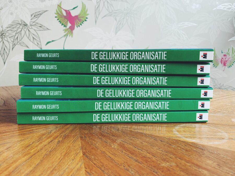 'Het boek 'De Gelukkige Organisatie' is een oproep aan de bestuurlijke elite!'