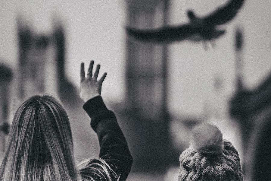 Zelfsturing betekent afscheid nemen